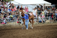 County Fair rodeo