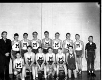1946-1947 Jr. High Basketball team.jpeg