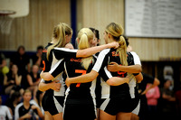 Willamina vs. Amity Volleyball